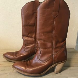 FRYE American Classics Vintage Leather Boot